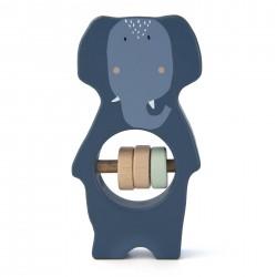 Medinis barškutis dramblys