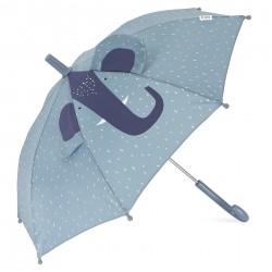 Vaikiškas skėtis ponia dramblė