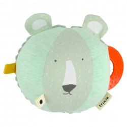 Žaislas kamuoliukas Mr. Polar Bear