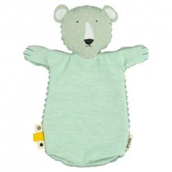 Pirštininė lėlė Mr. Polar Bear