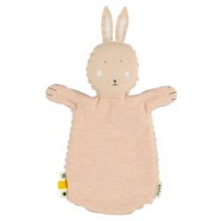 Pirštininė lėlė Mrs. Rabbit