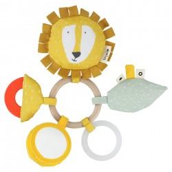 Žaislas žiedai Mr. Lion