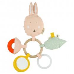 Žaislas žiedai Mrs. Rabbit