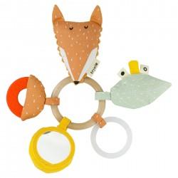 Žaislas žiedai Mr. Fox