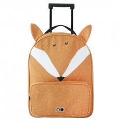 Vaikiškas lagaminas Mr. Fox